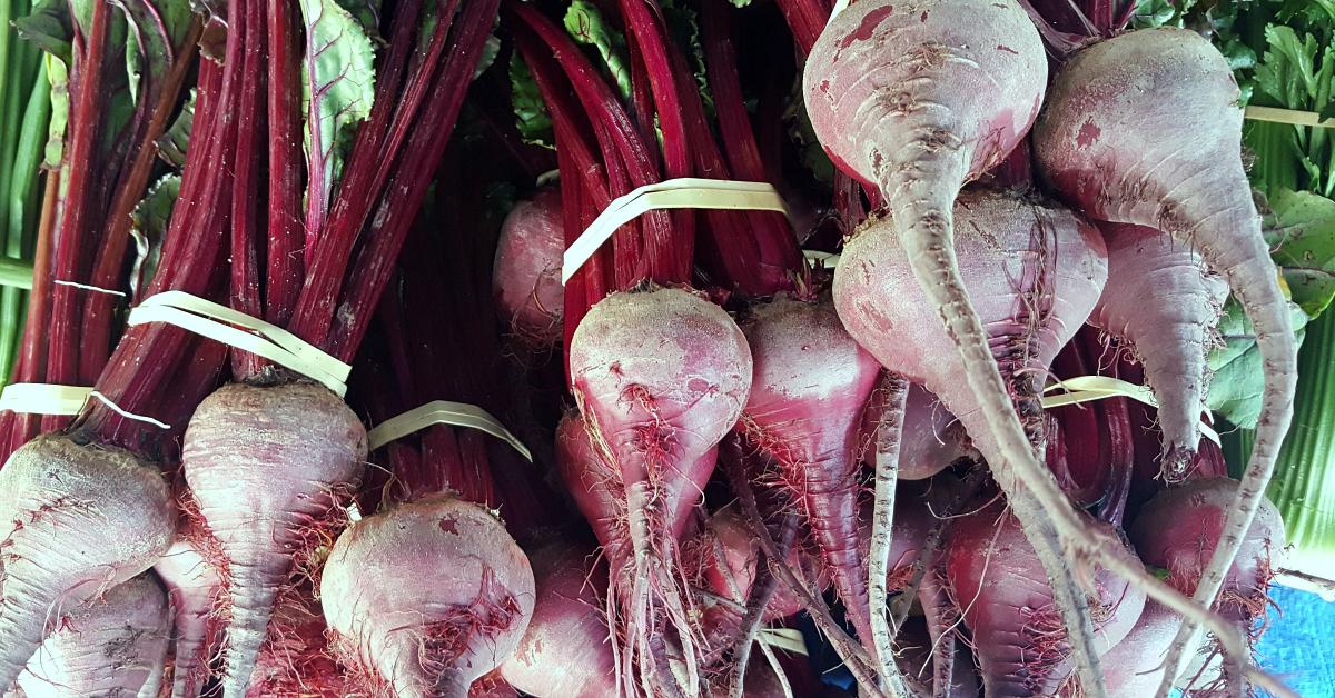 solvang farmers market beets