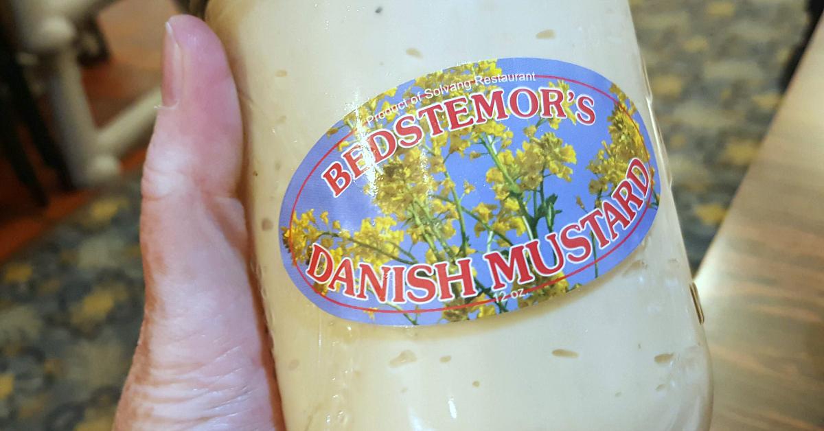 solvang restaurant danish mustard