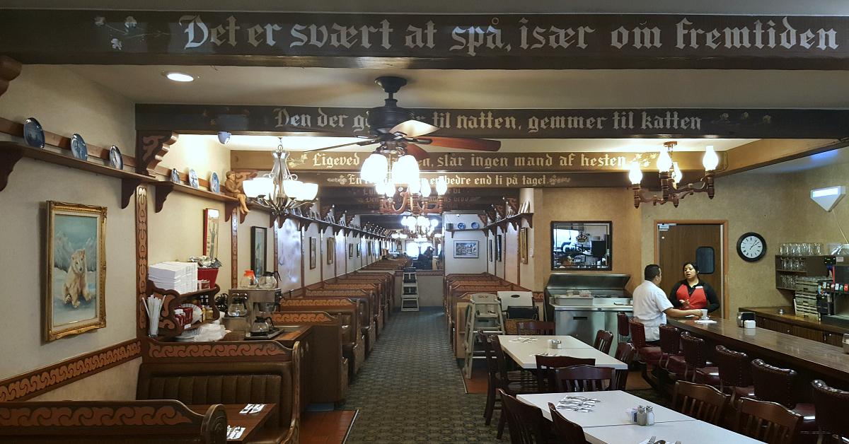 solvang restaurant dining room