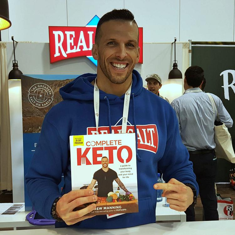 book drew manning keto