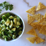 Cucumber Avocado Salsa Recipe