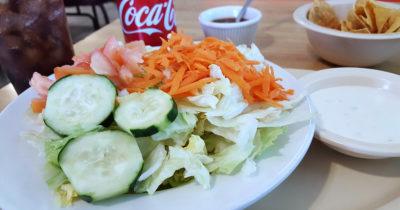 buckshot diner salad