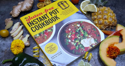 feature gluten free instant pot cookbook