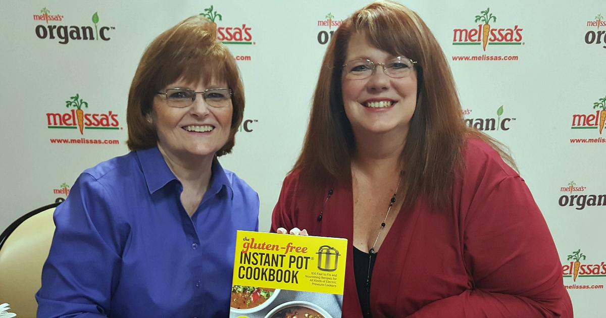 gluten free instant pot authors