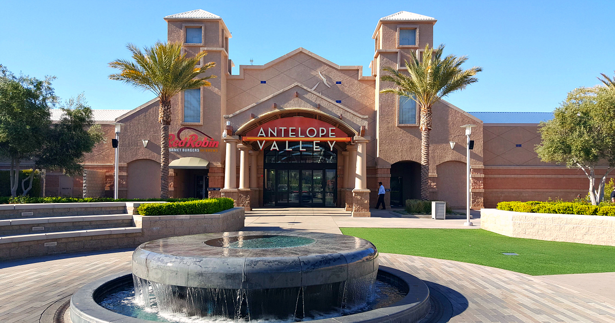 palmdale antelope valley mall