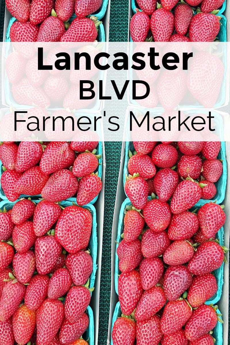 pin blvd lancaster farmers market