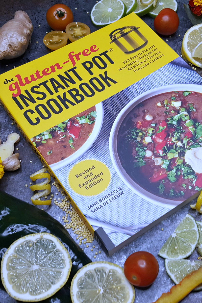 pin gluten free instant pot cookbook
