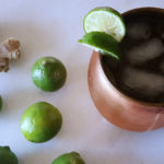 Bourbon Mule Recipe with Ginger and Lime