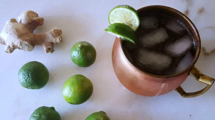 feature bourbon mule recipe