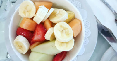 lulus fruit bowl breakfast