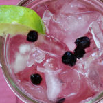 Homemade Blueberry Lime Soda Recipe