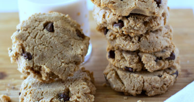 feature keto chocolate chip cookies