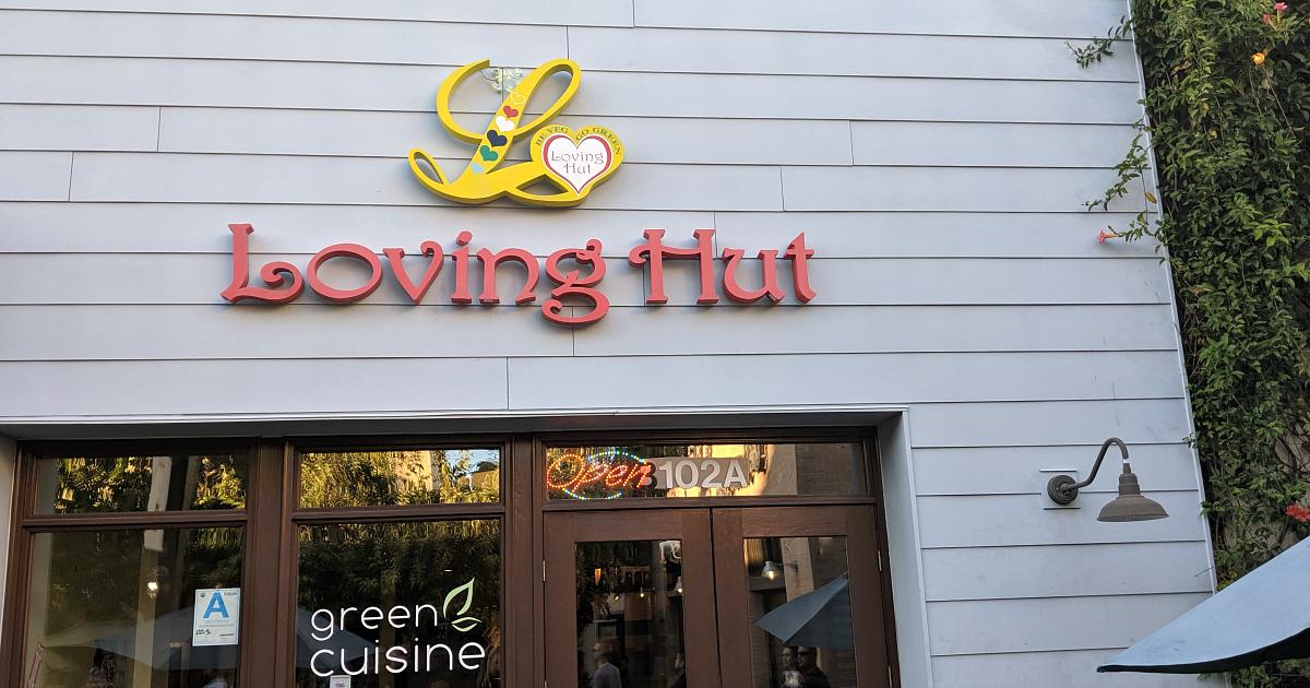 loving hut restaurant claremont