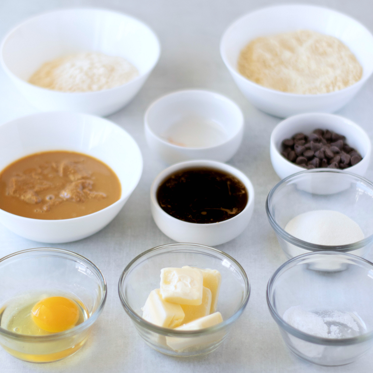 pb chocolate chip cookie ingredients