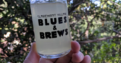taster claremont village beer walk