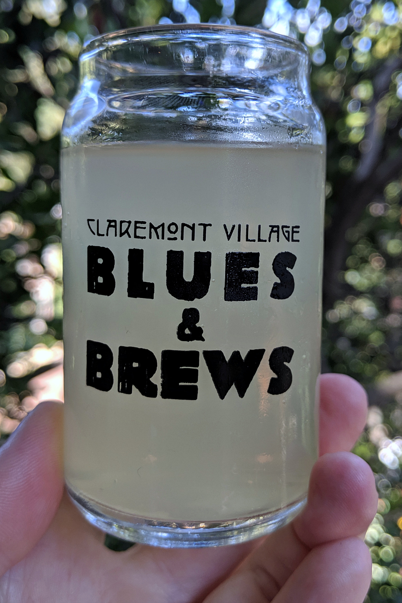 taster from the claremont beer walk