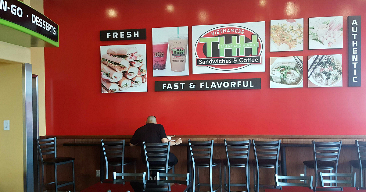 thh sandwiches and coffee restaurant