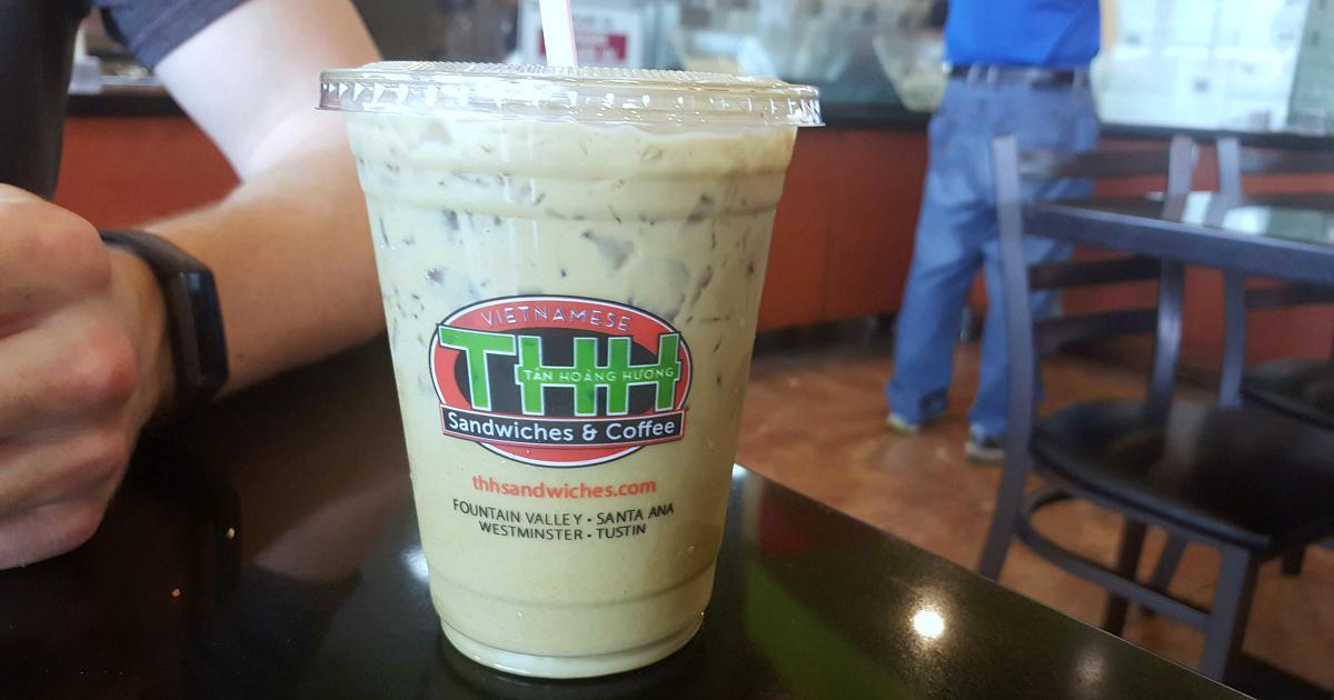 vietnamese matcha iced tea