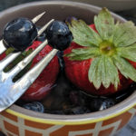Spiked Bourbon Berries Recipe