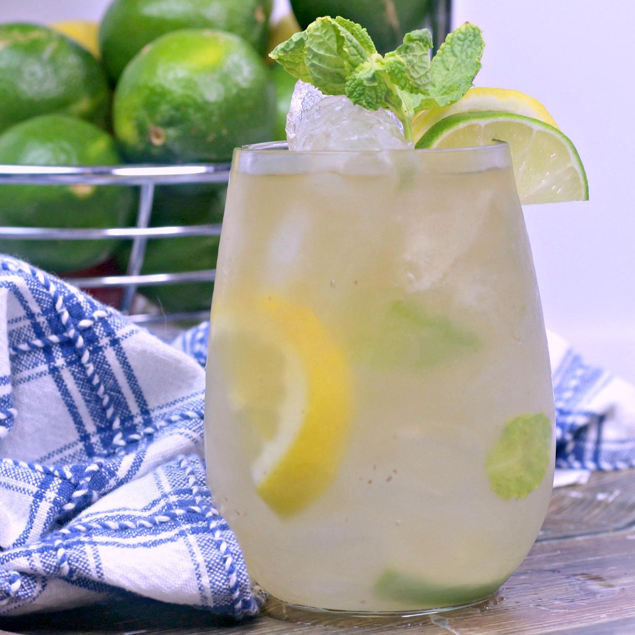 insta Jamaican Adult Lemonade