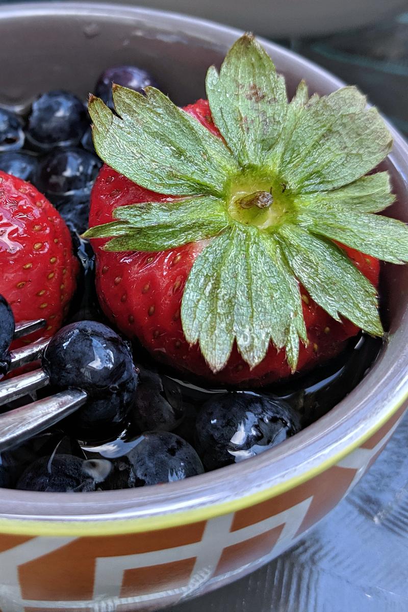 no text pin bourbon berries bowl