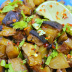 Easy Vegetarian Cuban Potatoes Recipe
