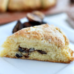 Cast Iron Fig Scones Recipe