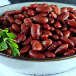 Perfect Vegan Pressure Cooker Red Beans