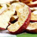 Air Fryer Cinnamon Apples Recipe