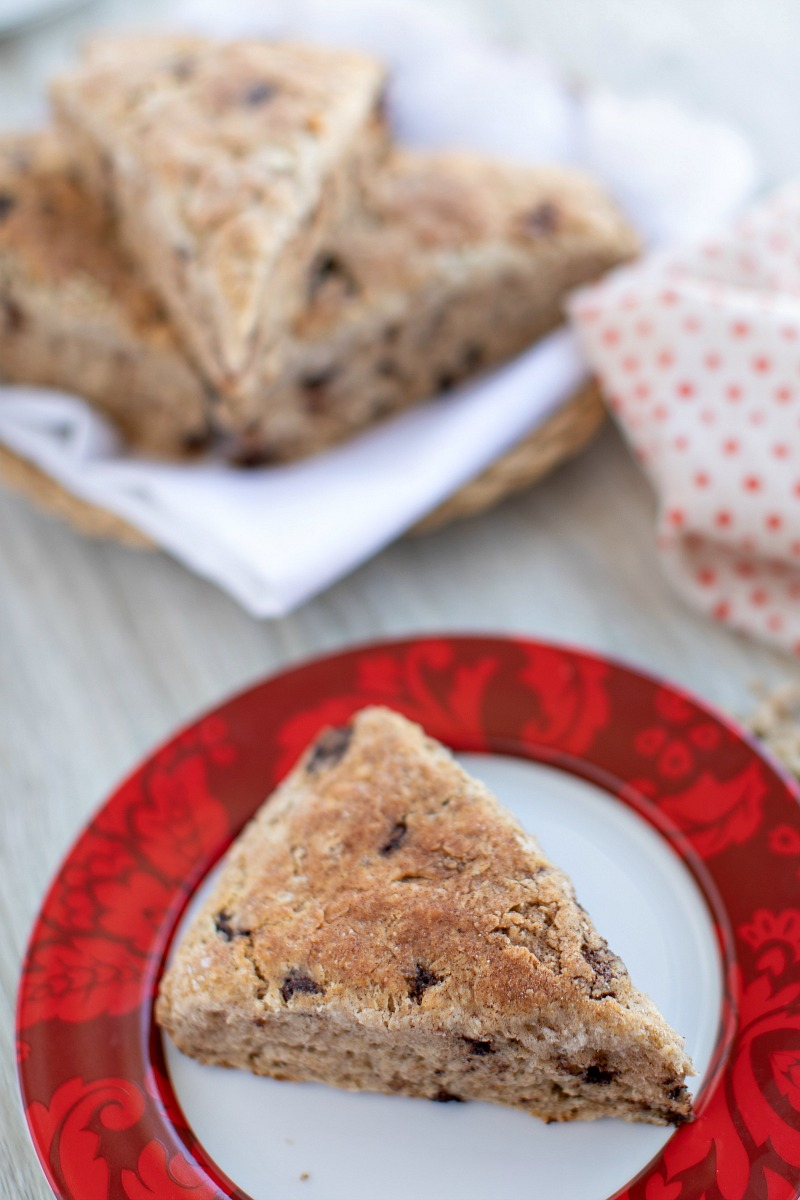 cinnamon cast iron skillet scones