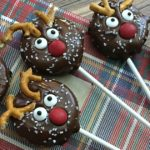 Holiday Reindeer Oreo Pops Recipe