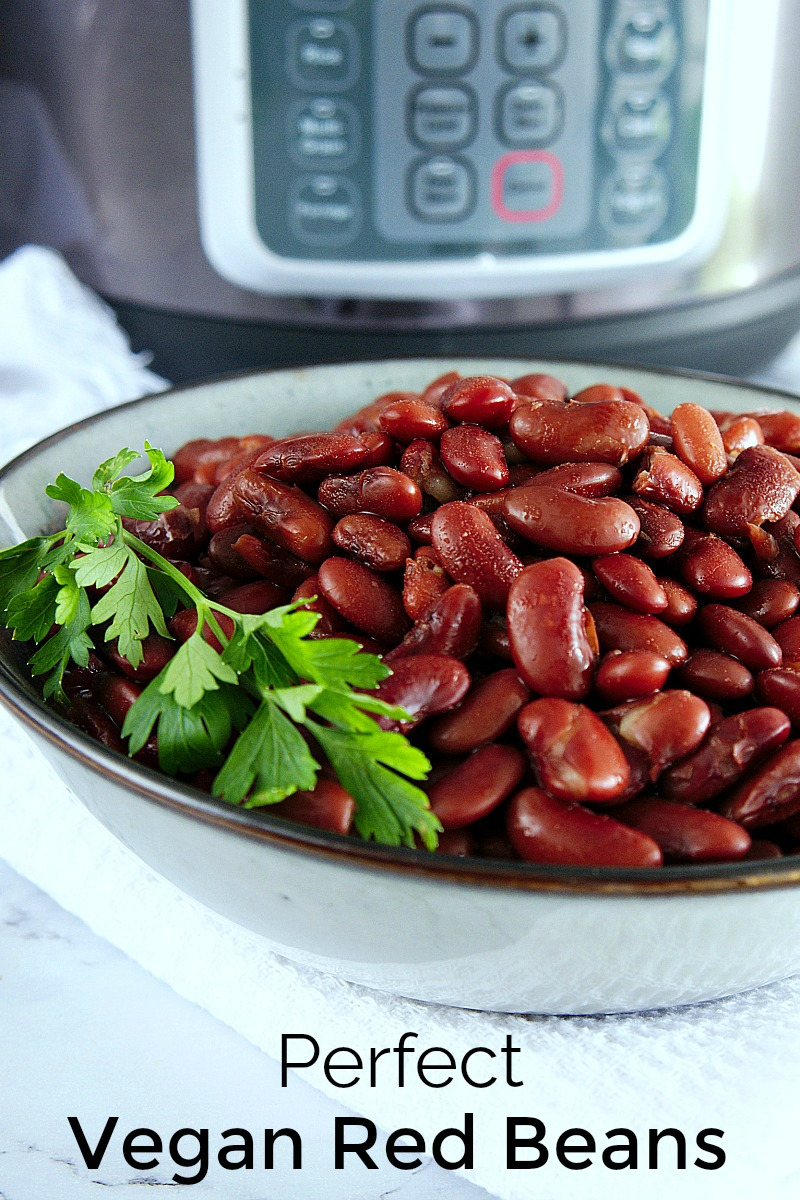 pin instant pot red beans