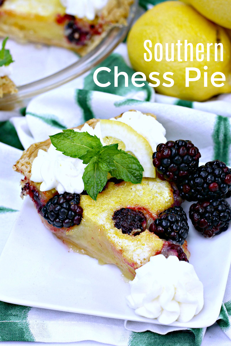 pin southern chess pie