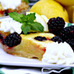 Blackberry Lemon Chess Pie Recipe