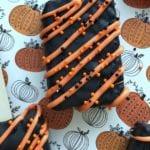 Halloween Rice Krispie Pops Recipe