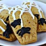 Spooky Homemade Halloween Pop Tart Recipe