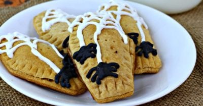 feature homemade halloween pop tart