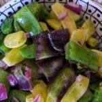 Easy Sugar Snap Pea Salad Recipe