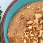 Easy Mild Peanut Sauce Recipe