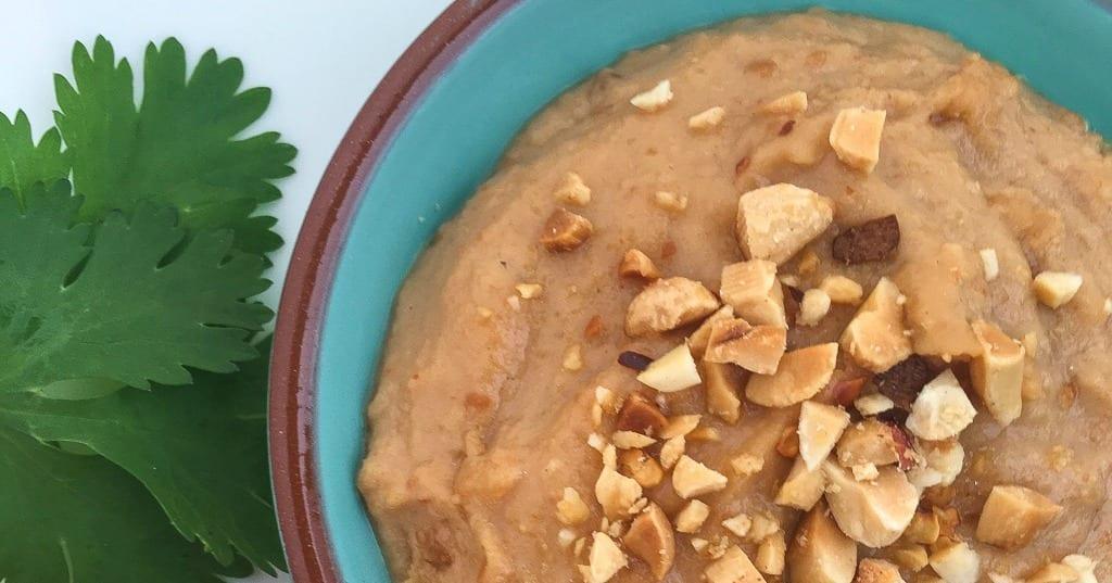 feature image peanut sauce