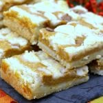 Pumpkin Cheesecake Cookie Bars Recipe