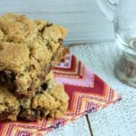 Walnut Chocolate Chip Bars Recipe