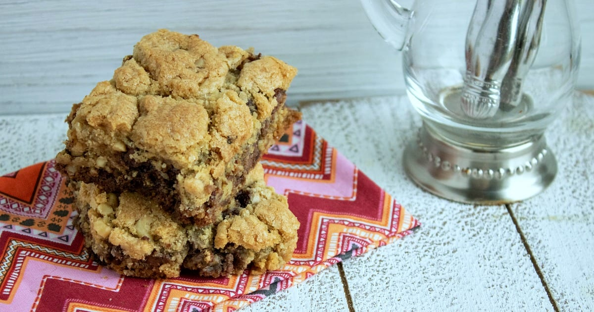 feature walnut chocolate chip bars