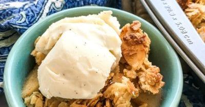 feature best baked apple crisp