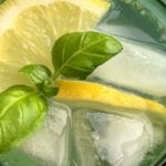 Refreshing Lemon Herb Mocktail Recipe