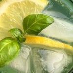 Refreshing Lemon Herb Mocktail Recipe