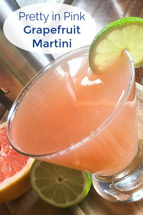 pin pink grapefruit cocktail drink