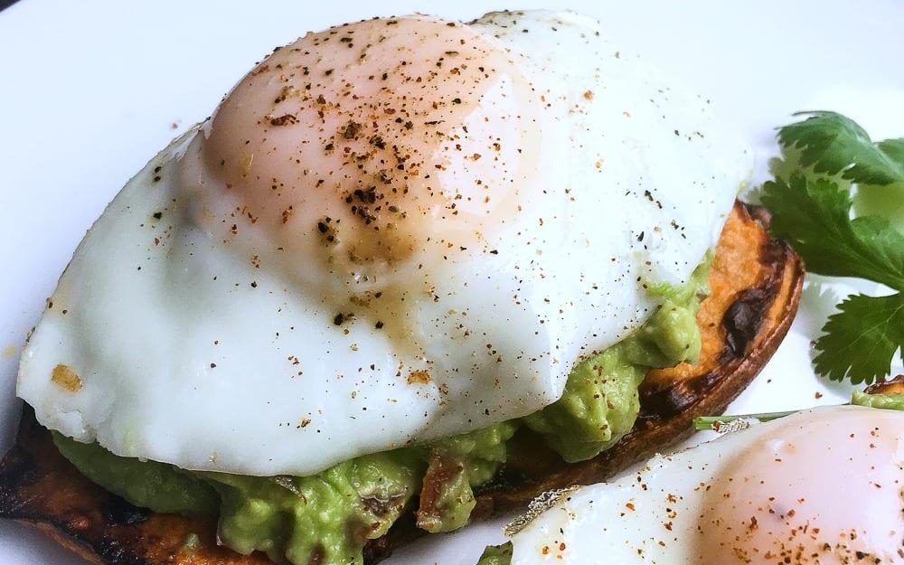 feature avocado sweet potato toast