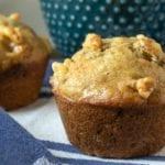 Easy Banana Walnut Muffins Recipe