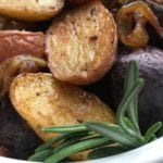 Perfect Rosemary Roasted Potatoes Recipe